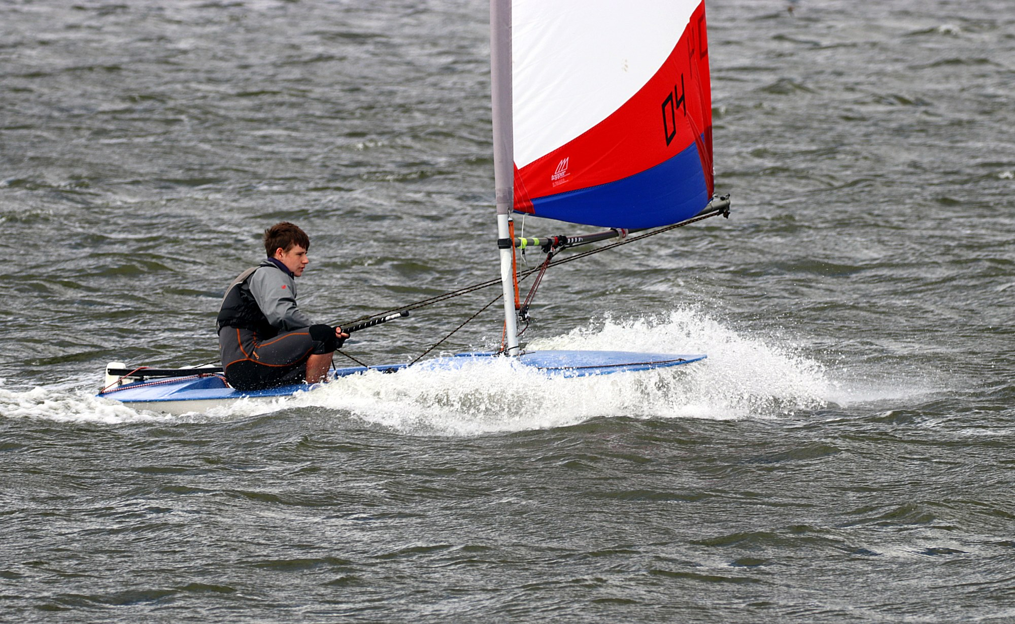 Return to Competitive Sailing