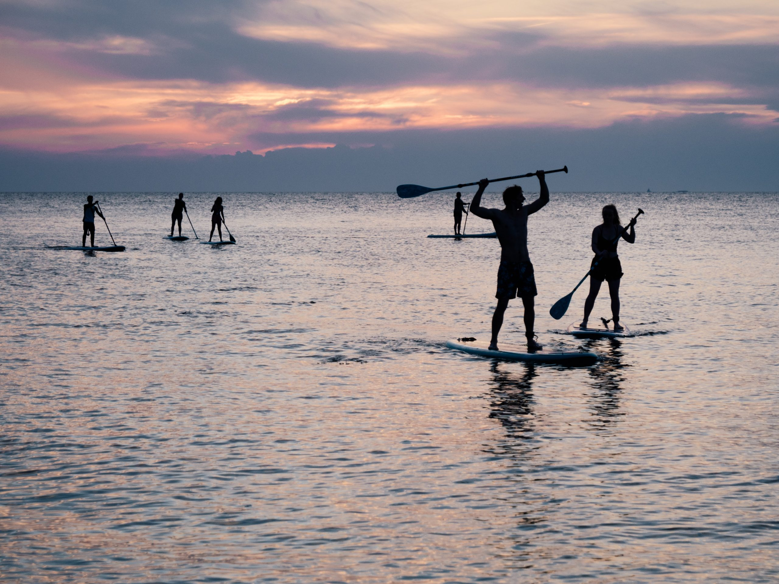 Read more about the article Stand-Up Paddleboarding (SUP) – Taster Day